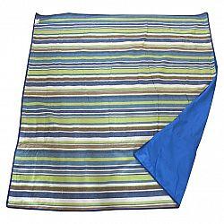 CATTARA Pikniková deka SPRING 150x150cm modrá