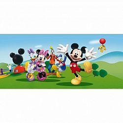 Detská fototapeta Mickey Mouse a kamaráti, 202 x 90 cm
