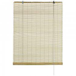 Gardinia Roleta bambusová prírodná