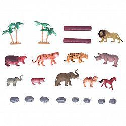 Koopman Sada Zvieratá na safari, 22 ks