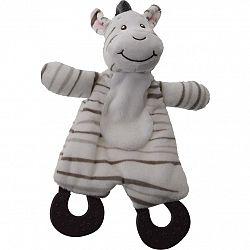 Plyšová hračka pre najmenších Zebra, 25 cm