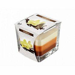 Sviečka v skle Dúha Vanilka, 170 g