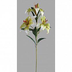 Umelá kvetina Ľalia, biela