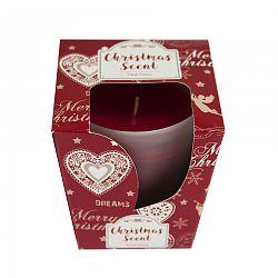 Vonná sviečka Christmas Scent, 100 g