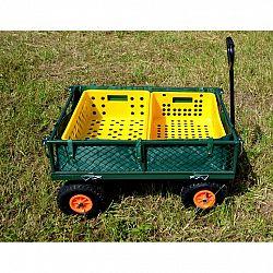 Záhradný vozík SHARKS MAXI SA110