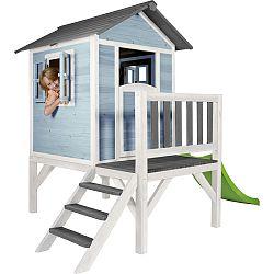 Domček Na Hranie Sunny Lodge Xl Modrá
