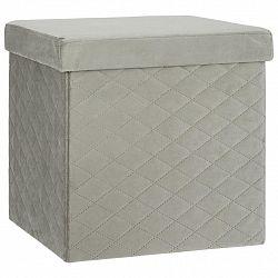 Skladací Box Velvet