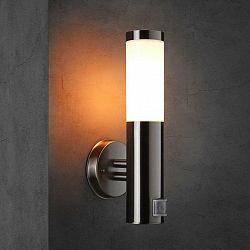 Vonkajšia Lampa Serge So Senzorom Pohybu